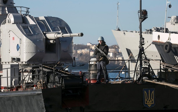 Украинские военные в Крыму сегодня могут оказаться вне  закона