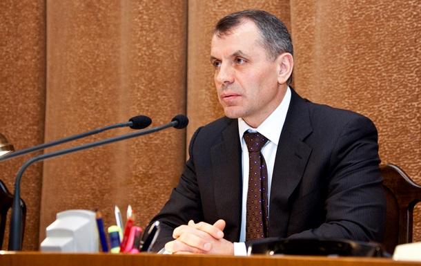 Конституцию Крыма подготовят в течении двух недель – Константинов
