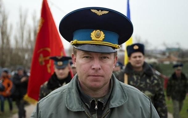 В Крыму освобожден командир украинской воинской части в Бельбеке