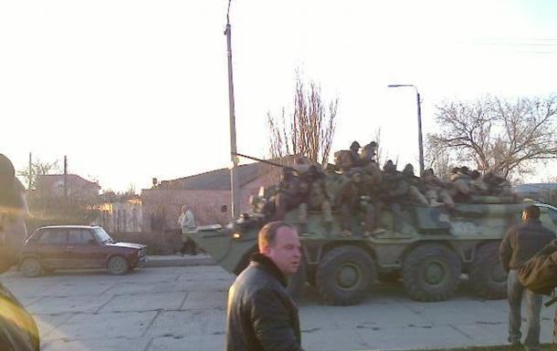 В Феодосии захвачены около 80 украинских морпехов - Селезнев