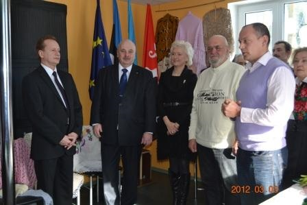 В Эстонии открылся еще один Украинский Культурный Центр
