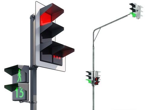 Лучшие «светофорные» решения в мире  (2 часть)