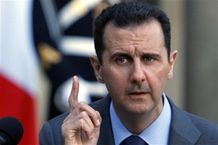 Приказываю бомбить Израиль, в случае моей смерти!  - Асад