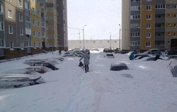 84-е января. В продолжение вчерашнего блога и позавчерашнего снегопада