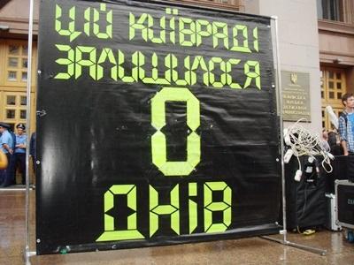 Київраді нагадали про закінчення її повноважень