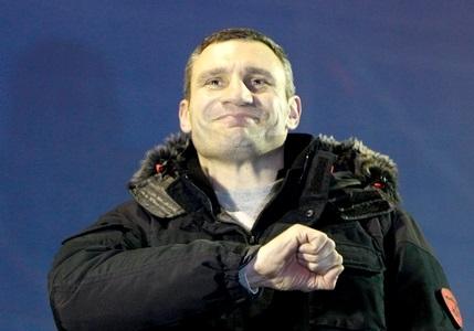 Віталій Кличко оголосив мобілізацію прибічників