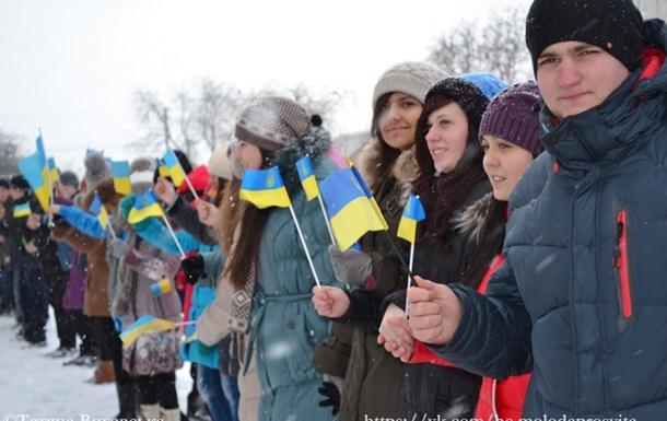 З Гімном на устах і Україною в серці