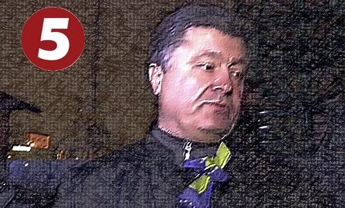 Почему грустит Порошенко