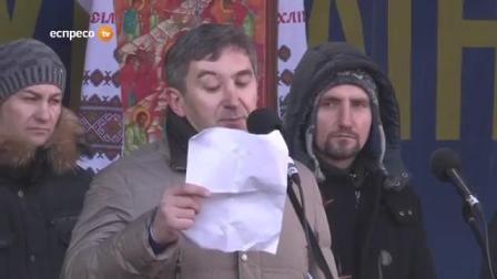 Виталий Грушевский: новые лидеры Майдана