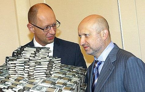 На закордонний піар опозиції США виділяє 100 тисяч доларів щомісяця