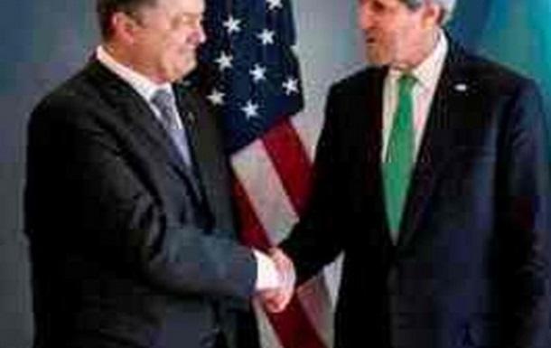 Порошенко отримав настанови у посольстві США щодо переговорів з Путіним