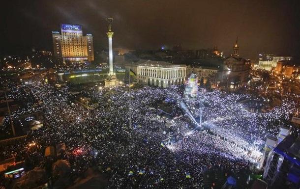 Сердце Европы бьется в Киеве,
