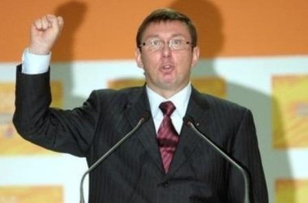 Луценко пнеться в лідери Майдану