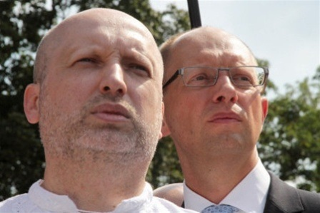 У «Батьківщині» готується перезавантаження, О.Турчинов розминається.