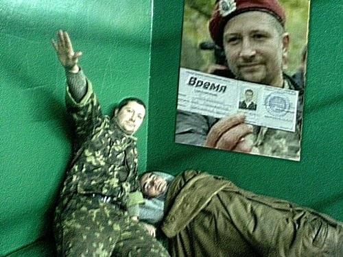 На Майдані готують і озброюють бойовиків. «Мирний протест» триває?