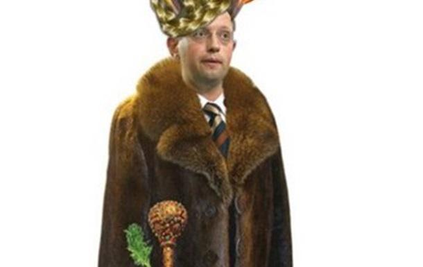 Луценко і Порошенко вважають, що Яценюк хоче стати диктатором