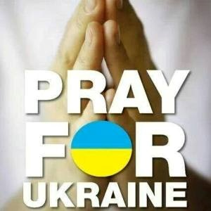Pray for Ukraine!