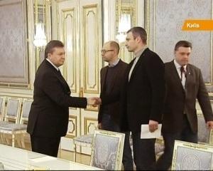 Чим закінчилися нічні переговори у Януковича