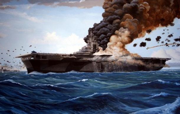 Корабли НАТО бороздят Черное море - флот России догорает в Новороссийске