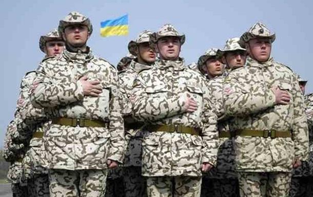 Український воїн повинен стріляти, а не співати