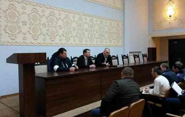 Депутати Київради та міліція чергують спільно з Громадськими вартами