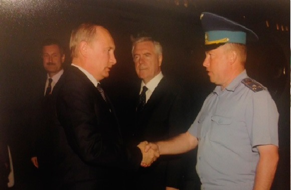 Офіцерський корпус вимагає від російських військових звільнення Мамчура, та дотримання кодесу офіцерської честі.
