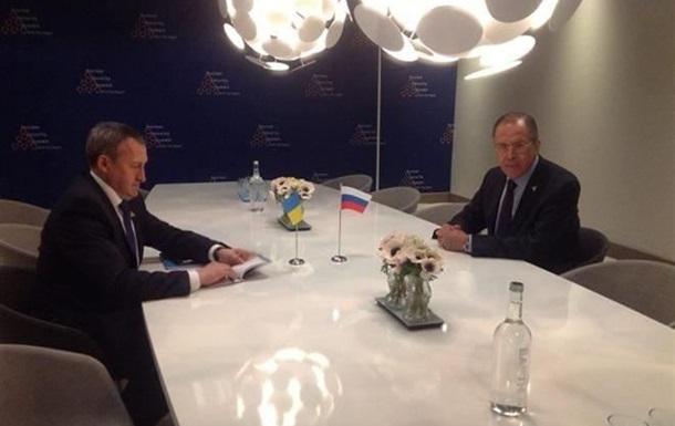 Россия не собирается использовать военную силу на Юго-Востоке Украины - Лавров