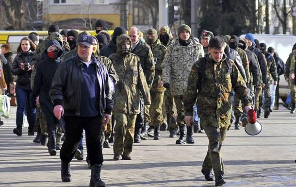 Несвободные радикалы. Украинские силовики занялись ультраправыми