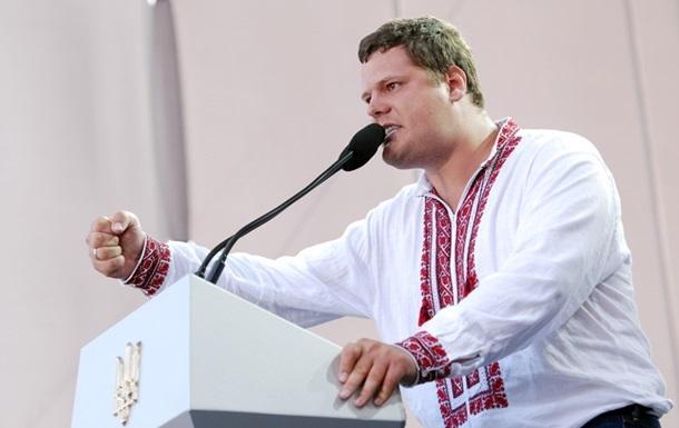 Свободовец Ильенко метит в мэры Киева