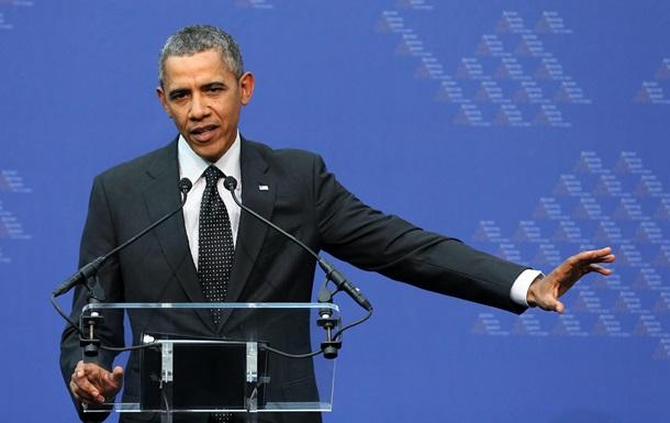 Барак Обама: Грозя соседям, Россия проявляет слабость