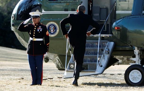 Охранников Обамы выслали из Амстердама за пьянство