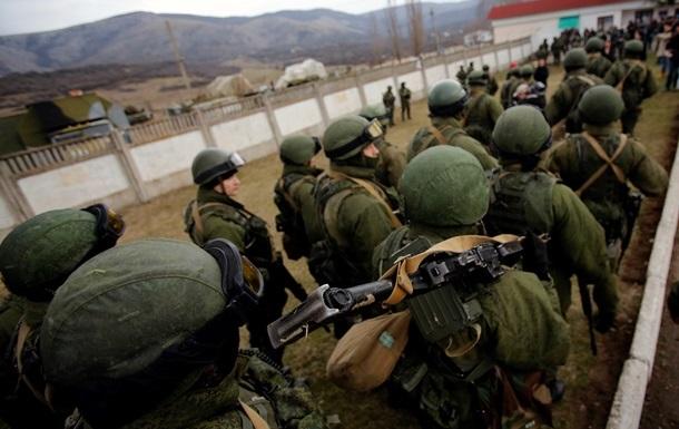 Российская армия  обустраивается  у восточных границ Украины – МИД