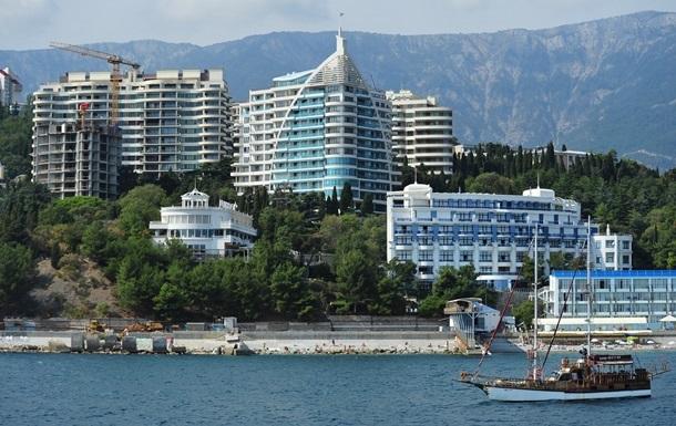Крымские отели предлагают российским туристам скидки до 25%