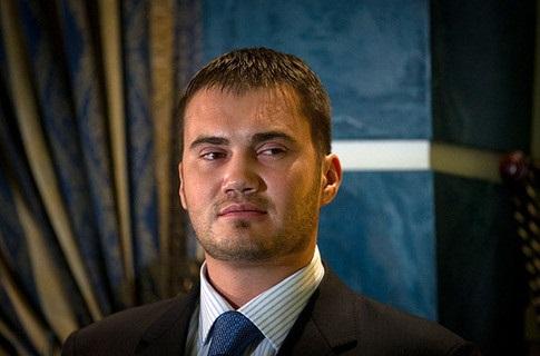 Сын Януковича просит разобраться, почему блокировали EX.UA