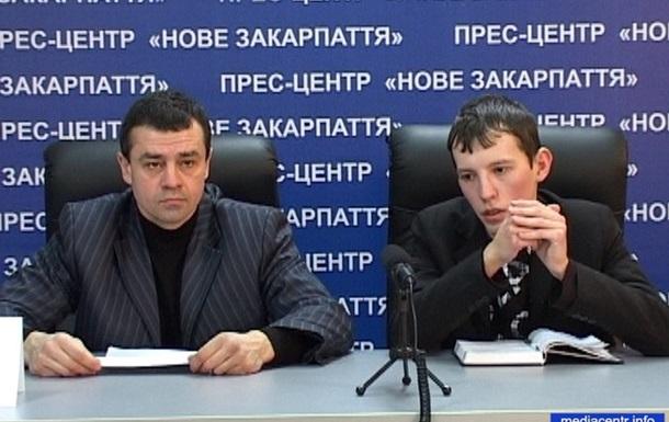 В Ужгороді презентували систему  Кандидат 2012