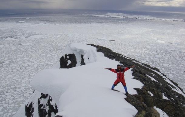 Антарктичний пік - гарний подарунок до століття Пласту