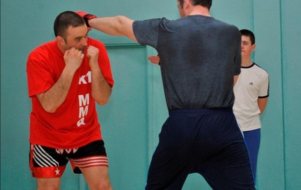 Смешанные боевые искусства в Украине - теория и практика