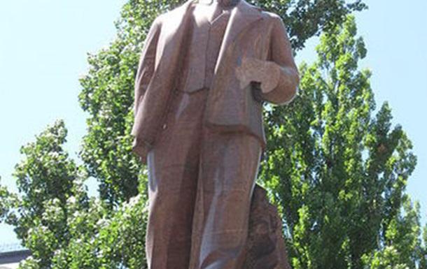Бросили Ленина