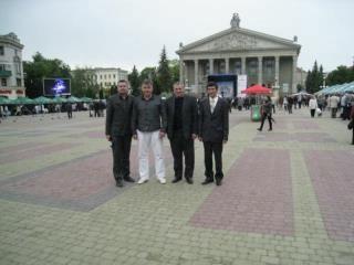 Семінар націоналістичних сил у Тернополі.