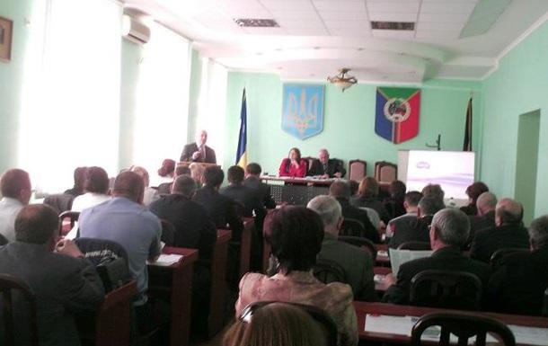 Козятинська міська рада проти введення гендерної політики та ювенальної юстиції.