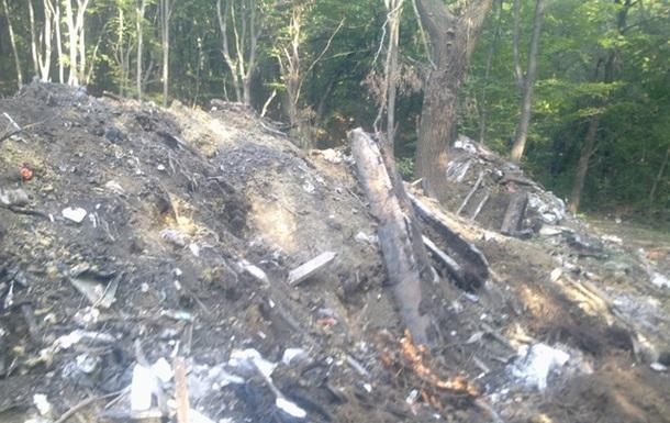 Забудовники наступають на заповідну Лису гору (Фото)