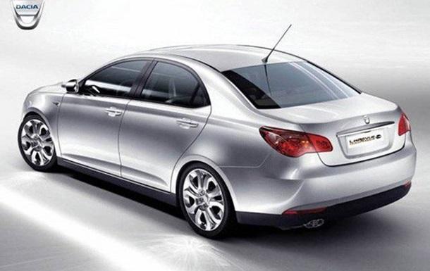 Renault  представил на Парижском автошоу новый Logan