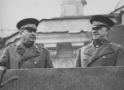 Ветераны о Сталине и Жукове