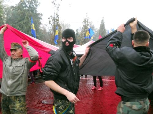 Киев во мгле или День ненависти