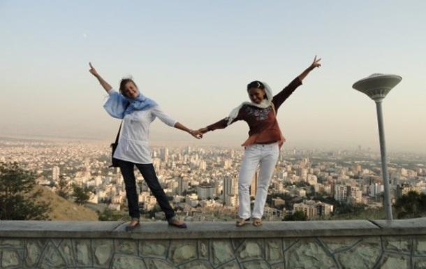 Приключения в Иране 2010