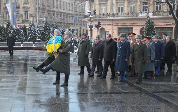 У Львові відзначили 21-шу річницю українського війська