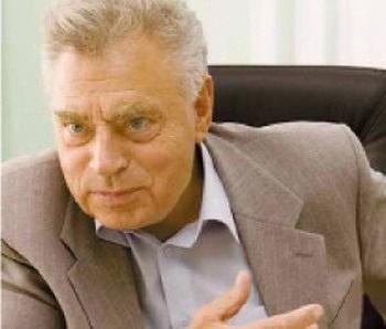 Ярослав Федорчук в Інституті журналістики КНУ імені Тараса Шевченка