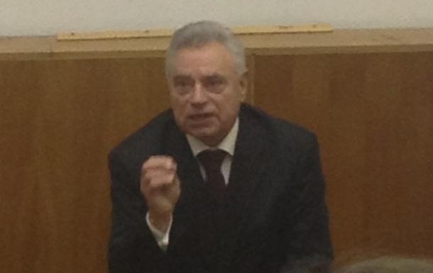 Зустріч з Ярославом Петровичем Федорчуком
