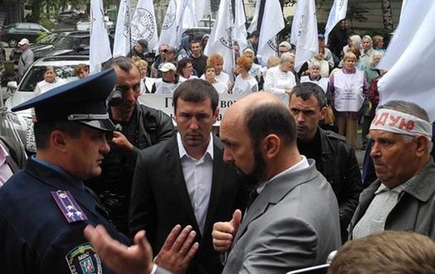 «Объединение Богдана Хмельницкого» против Генеральной прокуратуры.