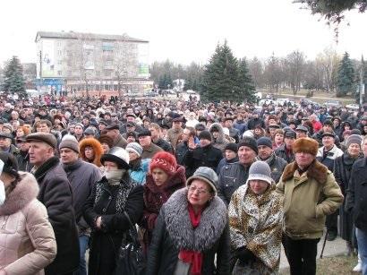 Эксперт пророчит Украине в 2015-м революцию